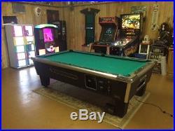 Shelti 8ft pool table valley dynamo