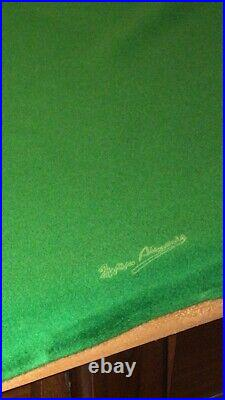 Simonis Snooker Cloth