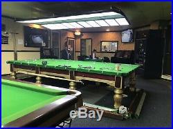 Snooker Table Full size 12 ft x 6 ft