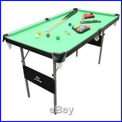 Snooker and Pool Table Set 4ft 6in