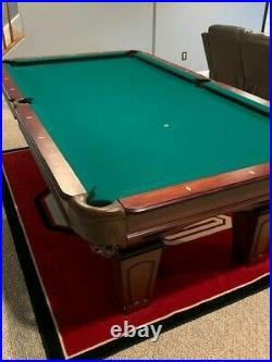 Spencer Marston Catania Pool Table $1400 (Canton, Ohio)