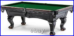 Spencer Marston Pool Table Brown With Green cloth 8 foot brand New