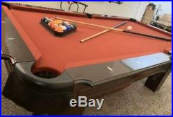 Sportcraft Billiard Pool Table