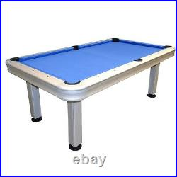 St. Croix Pool Table 7' Outdoor with Accessories and FREE Shipping