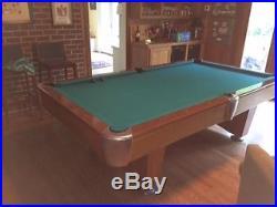 Standard Slate C. C. Steepleton Pool Table