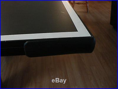 Stiga Table Tennis Ping Pong Conversion Top T8101, Net, Posts, Paddles & Balls
