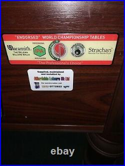 Supreme Prince Refurbished Pub Pool Table 6x3 Coin Opp Or Free Play Green Cloth