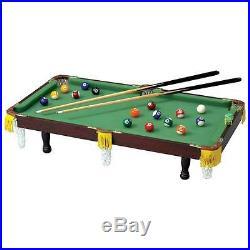 Tabletop Miniature Pool Table