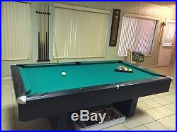 USED AMF Playmaster Slate Pool Table