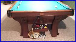 Used 1892 Balke Collender Brunswick Pfister Pool table