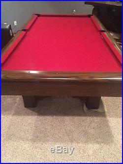 Used 8' Slate Kasson Pool Table