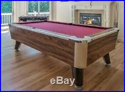 Valley 8' Pool Table