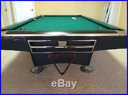 Very Lightly Used Brunswick Billiard Pool Pocket ball Table