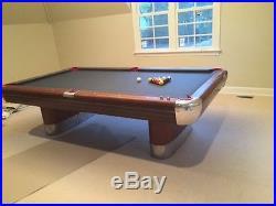 Billiards Tables Blog Archive Vintage Brunswick Billiards Ft - Mid century modern pool table