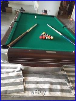 Billiards Tables Century - Brunswick century pool table