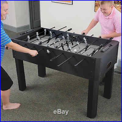 Voit Graphix XL 54 Tournament Foosball Game Arcade Soccer Table Fun 64951