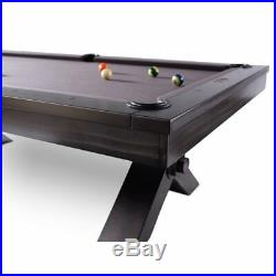Vox Billiard Pool Table 8 ft Made of Industrial Steel