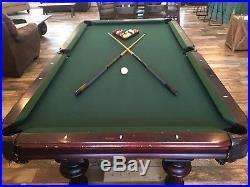 World Leisure Pool Table